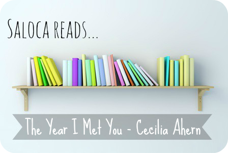book review Cecilia Ahern - The Year I Met You