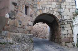Murallas romanas de Cáceres
