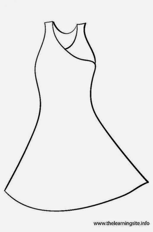 Free Prom Dresses Coloring Pages Dresses Coloring Pages