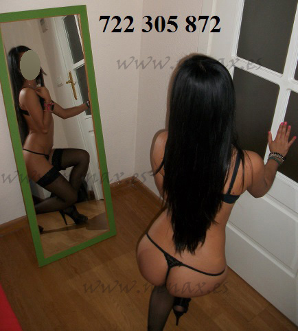 Contactos en Madrid, Jenifer teen