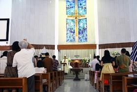 Baptis Balita dan Anak, 1 November 2015