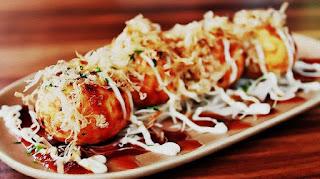 Resep Takoyaki (Masakan Jepang)