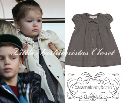 Harper Beckham Fashion Blog In Harpers Closet Bonton Bonpoint