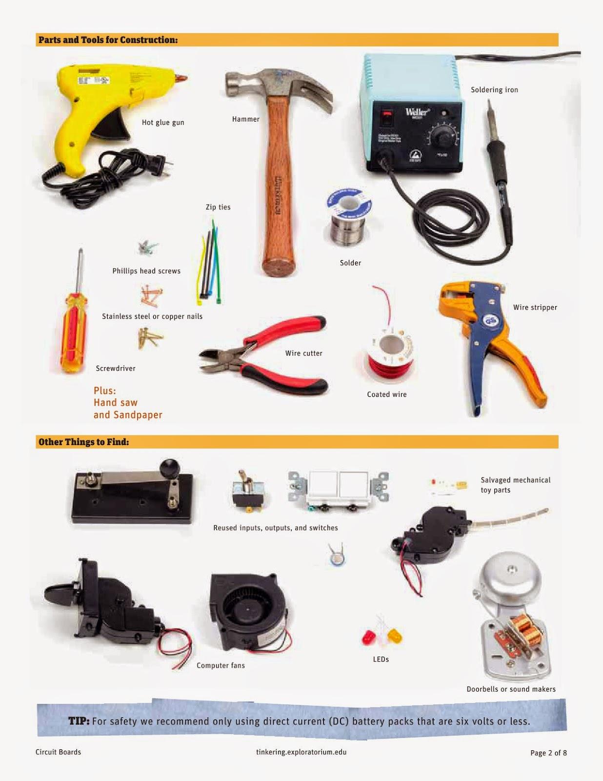 Circuito Basico Electrico : Circuito eléctrico foco pila kit educativo basico en