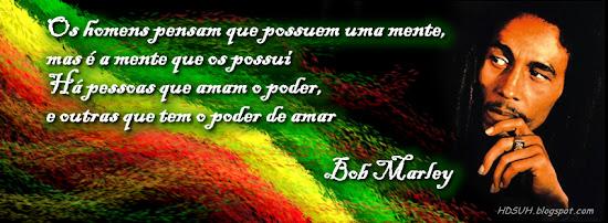 Frases do Bob Marley 2ªGeração Capas para Facebook-Exclusiva