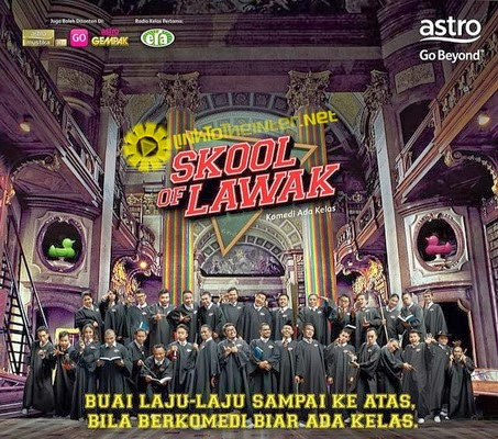 Skool Of Lawak (2014) - Episod 3