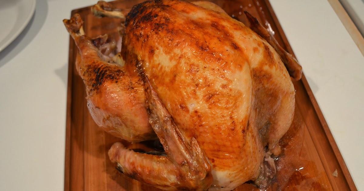 Iron Oak Farm: CC Post: How to Carve The Turkey