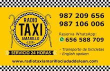 Radio Taxi Amarillo - León
