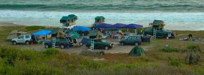 Vamos acampar