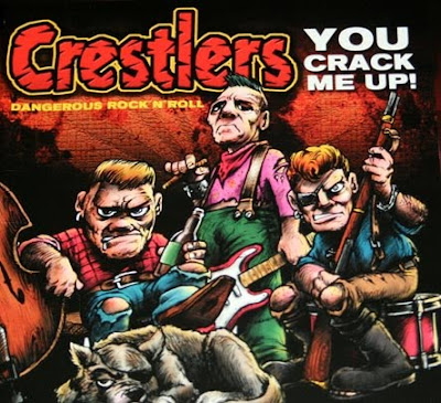 Crestlers - You Crack Me Up!