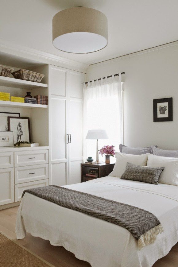 Gorgeous & Inspiring Master Bedrooms