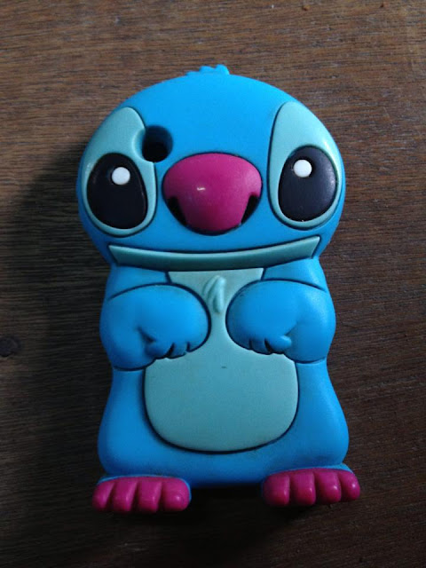 Blackberry Stitch Case