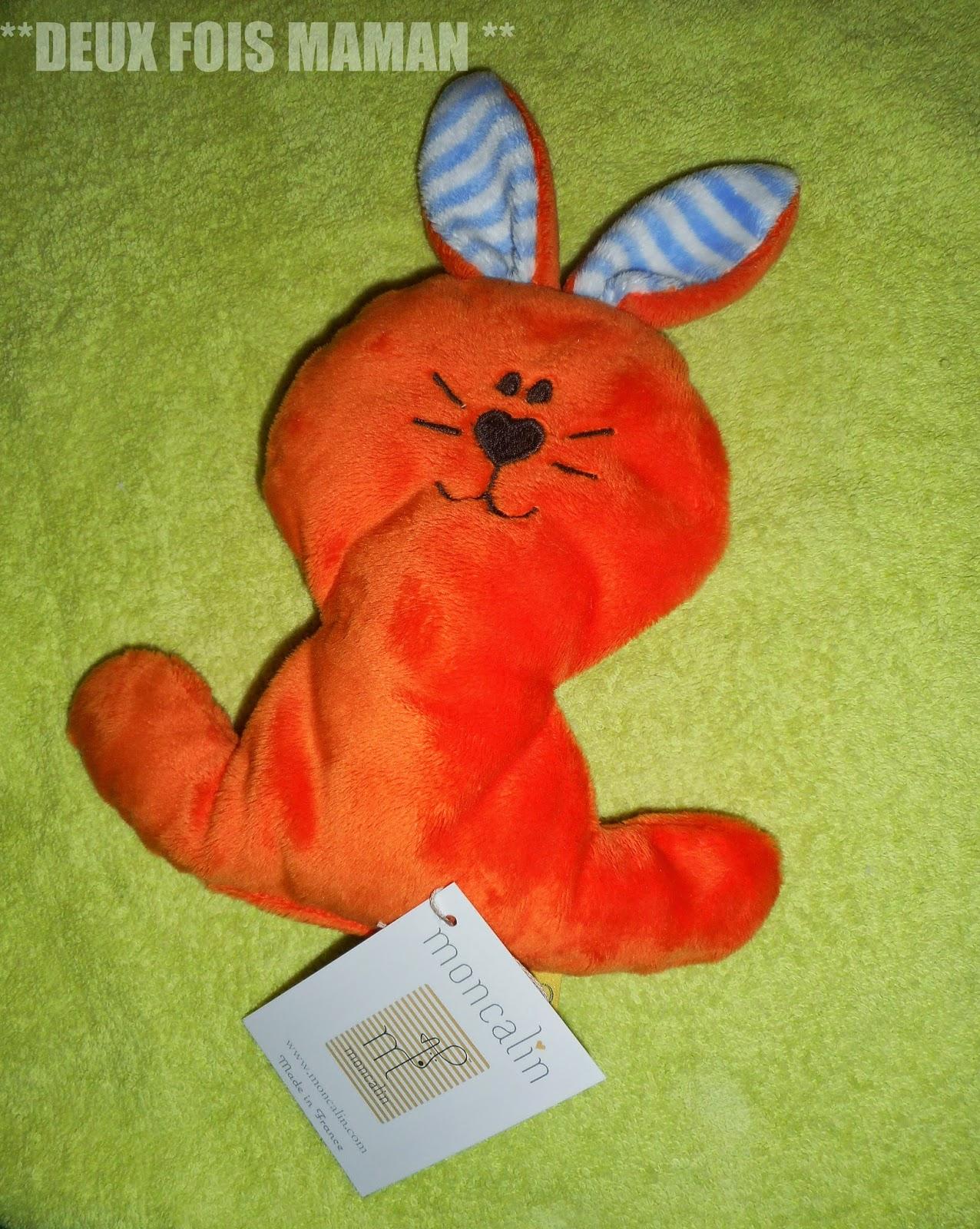 petit lapin moncalin