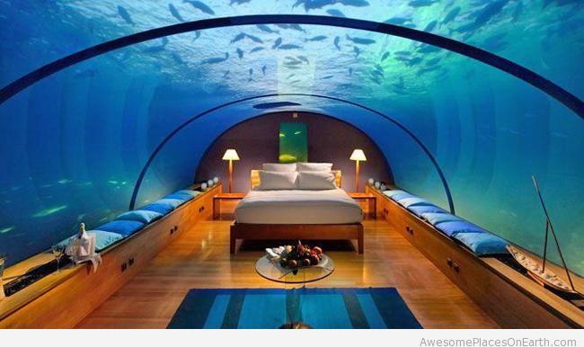Underwater Suites Dubai