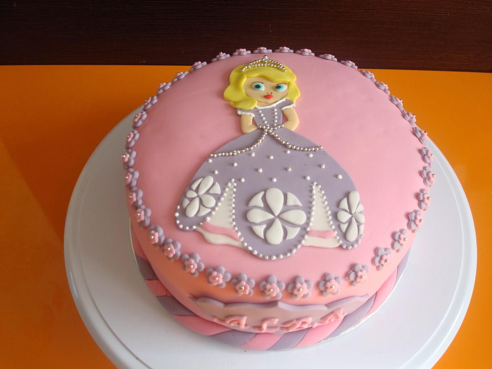 rubias tarta de crema
