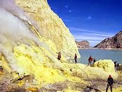 Ijen Crater - Banyuwangi East Java