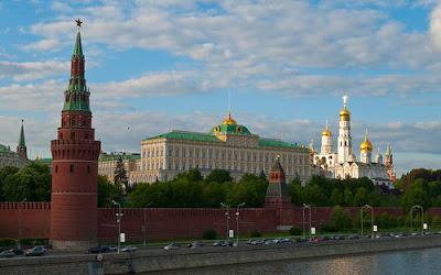 Moscú kremlin ciudad