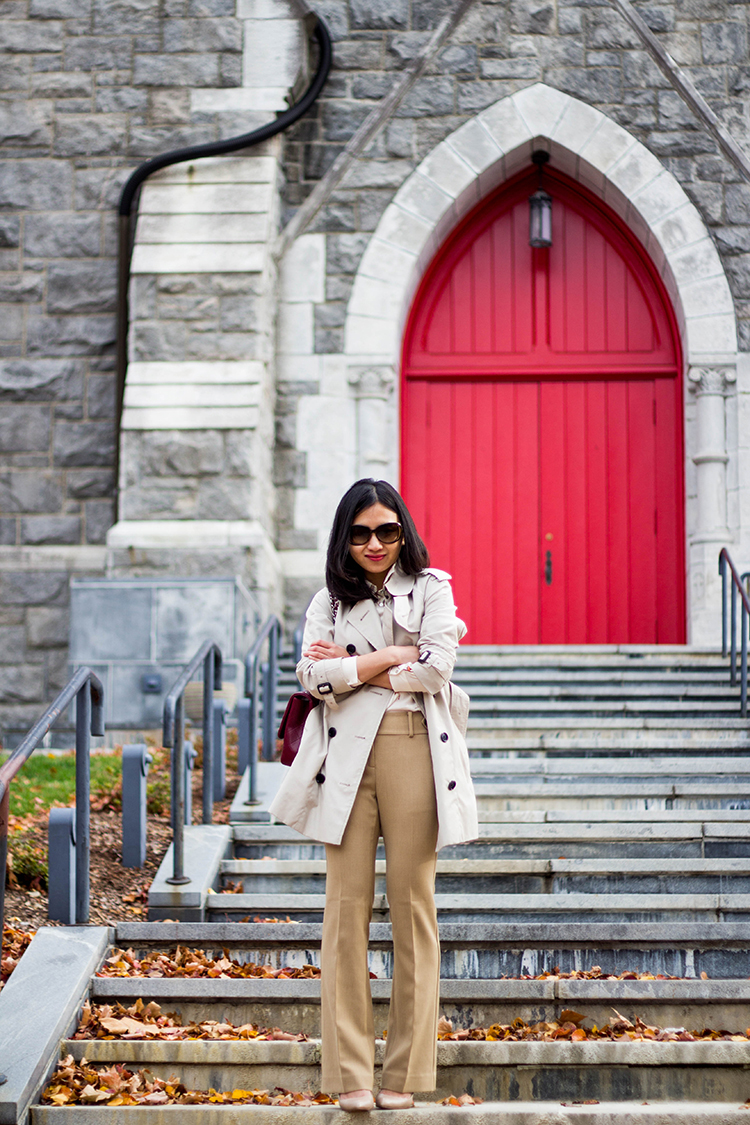 Flared Trousers (+ Mid-Week Required Reading)