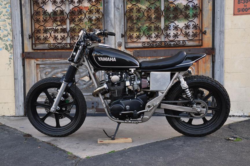 Les Yam à bâtons....  - Page 7 1978+Yamaha+XS650