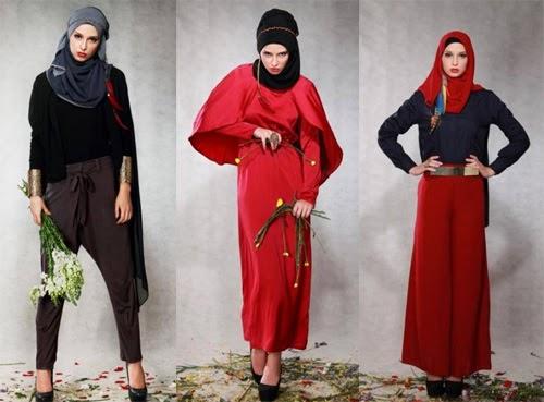 Fashionholic On Sale Koleksi Baju Muslim Jenahara