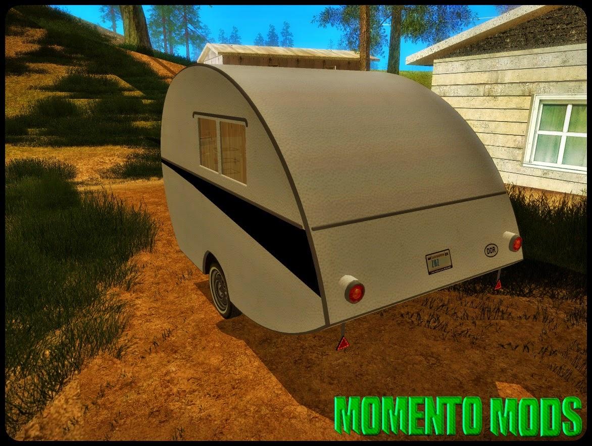 "GTA SA - 1960 Caravan ""Duebener Ei"""