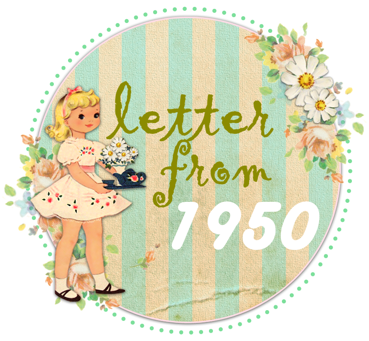 Letter From 1950