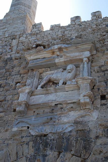 Венецианская крепость Кулес (Koules), г. Ираклион.
