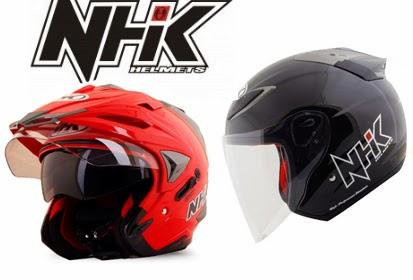 Daftar Harga Helm NKH Terbaru 2014 | Semua Tipe Helm NHK