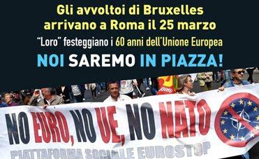 25 MARZO ROMA MANIFESTAZIONE NAZIONALE