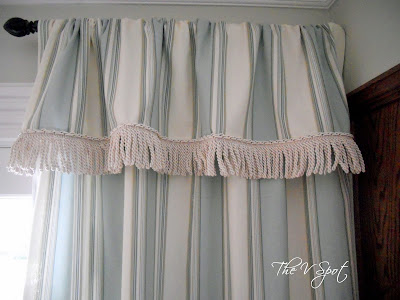 No sew curtain panels