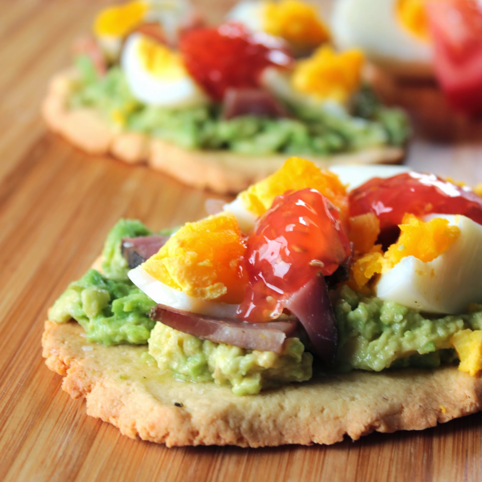 Avocado Prosciutto Crostini Recipes — Dishmaps