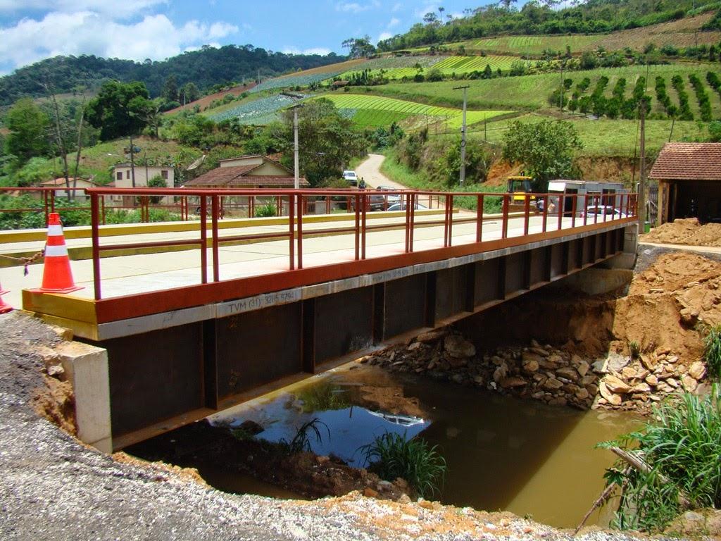 Ponte da Providência em Teresópolis