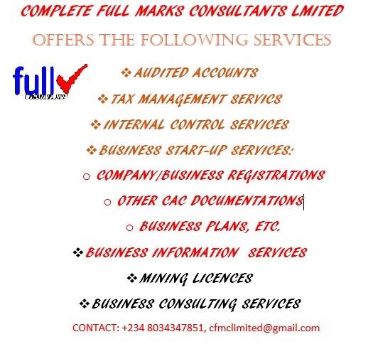 CFMC       SERVICES