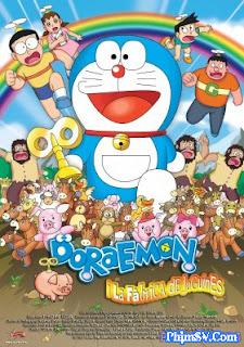 Chú Mèo Máy Đến Từ Tương Lai - Doraemon