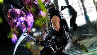ninja gaiden 3 razors edge 360 screen 1 Ninja Gaiden 3: Razor's Edge (Xbox 360)   Screenshots