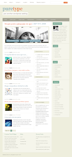 PureType WordPress Theme