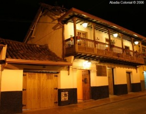 Hotel Abadía Colonial