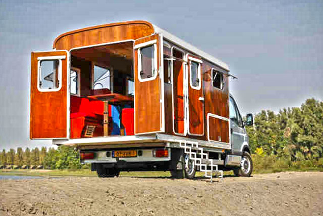 Tiny House vs Mobile Camper Debate Tiny House Lifestyle