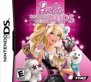 Barbie: Groom and Glam Pups for DS - 5489