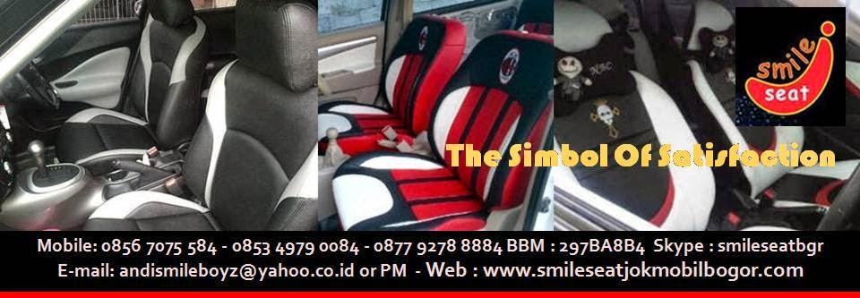SMILE SEAT : JOK MOBIL – BOGOR