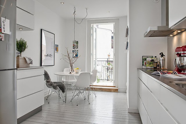 latest designs Scandinavian-style in interior