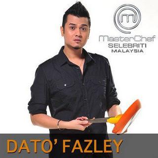 Juara Masterchef Selebriti Malaysia 2012