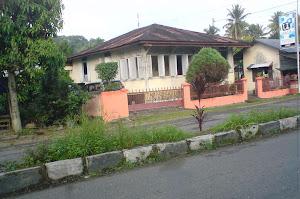 Rumah Jambur Tarutung