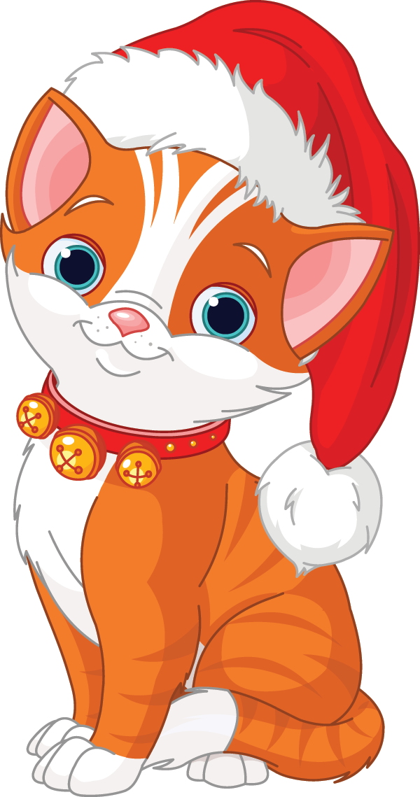 Jingle Bell Kitty Icon