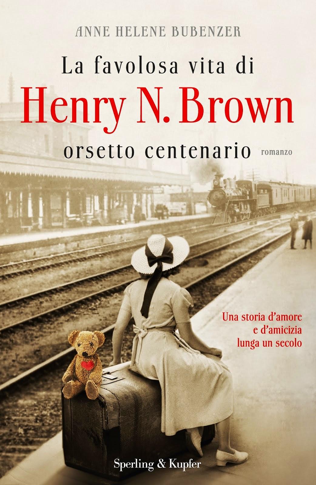 Recensione la favolosa vita di henry n brown orsetto - La porta di anne recensione ...