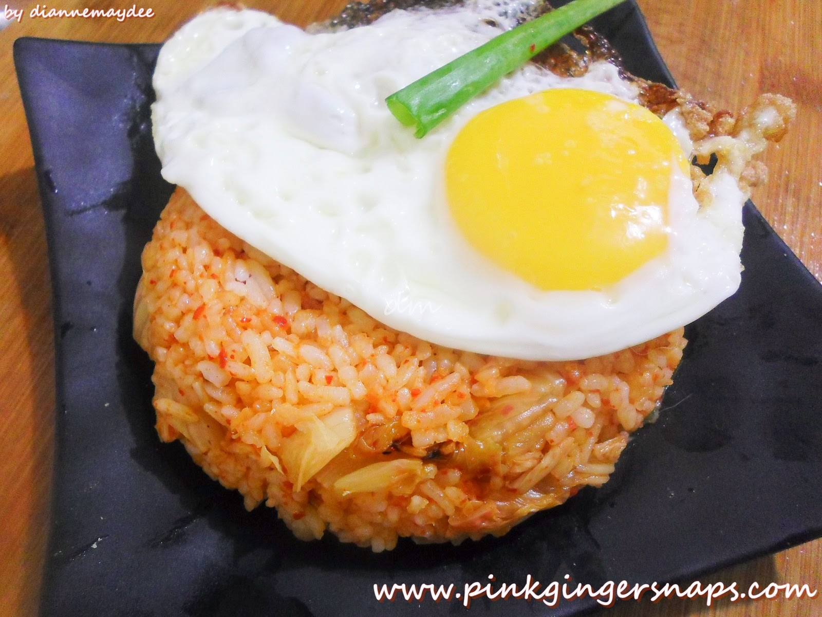 traditional bokkeumbap recipe
