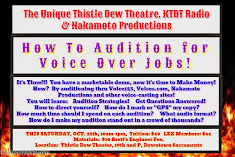 How to audition for voice over jobs!