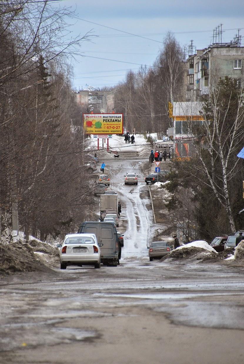 Лысьва, улица Федосеева