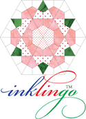 Inklingo Rose Star 12""