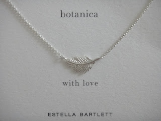 Estella Bartlett Feather Neckless